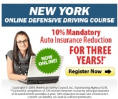 NY Defensive Driving